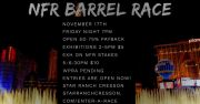 Order videos from the NFR Style Barrel Race at Star Ranch in Cresson, TX  Nov 17, 2017
